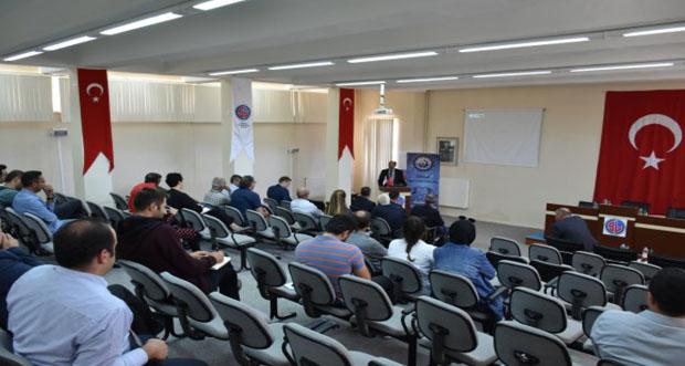 Erzincan'da Meslekî Eğitim ve OSB İşbirliği