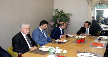 """Bakan Yardımcısı Aksu: """"Erzincan ekonomisi tarım ve hayvancılığa bağlı"""" açıklamalarda bulundu"""