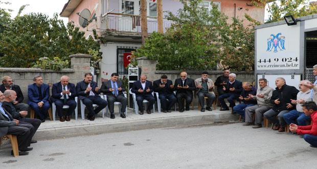 Hemşehrimiz Gençlik ve Spor Bakan Yardımcısı Sinan Aksu'nun Acı Günü