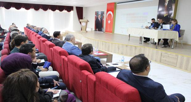 Tunceli'de İl Koordinasyon Kurulu Toplantısı Yapıldı