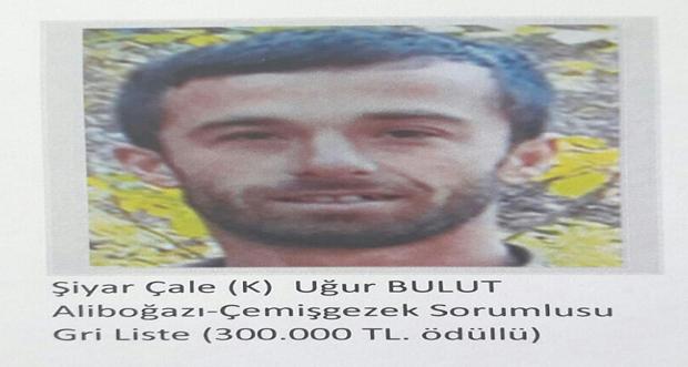 Tunceli Kırsalında Etkisiz Hale Getirilen Terörist 'in Gri Listede Olduğu Tespit Edildi