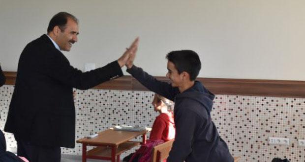 İl Millî Eğitim Müdürü Aziz GÜN, Bir Dizi Ziyaretlerde Bulundu