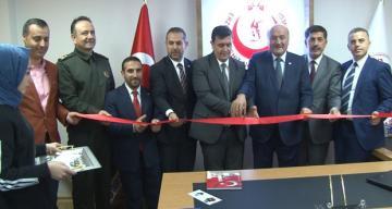 Şehit Aileleri Koruma Derneği Yeni Binasında Açıldı