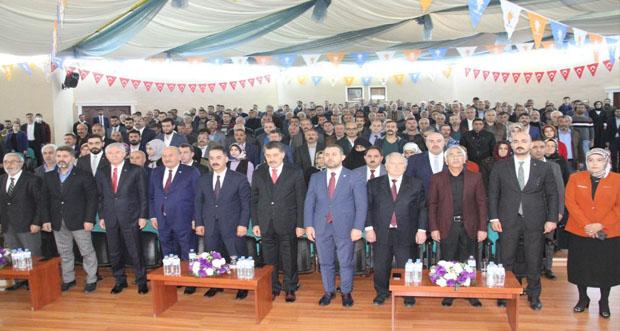 'İl Danışma Meclisi Toplantısı' gerçekleştirildi