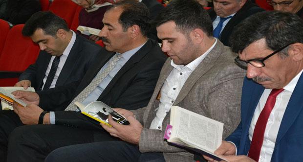 İl Milli Eğitim Müdürlüğünce Proje Tanıtımı gerçekleşti