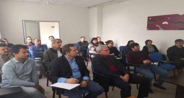 TÜBİTAK ARDEB Projesi Bilgilendirme Semineri Yapıldı
