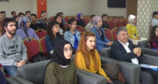 Erzincan Baro Başkanlığı Tarafından Seminerler Devam Ediyor