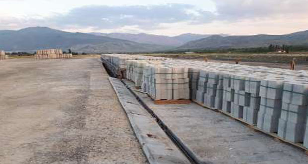 Erzincan'da ihracat artarken ithalat azaldı
