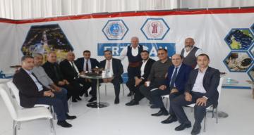 İstanbul Maltepe sahilinde düzenlenen Erzincan Tanıtım Günleri başladı