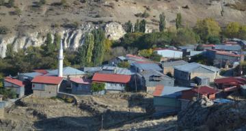 Erzincan Dağ Köyleri Göç Nedeniyle Boşalmış