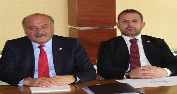 """""""Erzincan'da yürütülen tüm çalışmaları yakından takip ediyoruz"""""""
