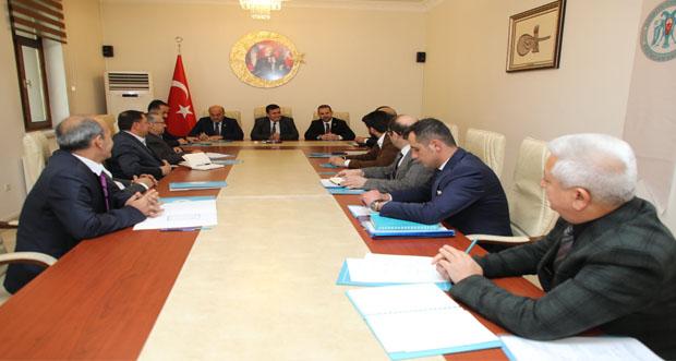 Erzincan Sulama Birliğinin Sorunları Masaya Yatırıldı