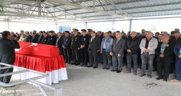 Erzincanlı Merhum Polis Memuru Erdal Ergül, Son Yolculuğuna Uğurlandı