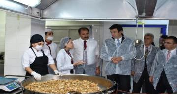 Erzincan'da ilk defa uygulamaya konuldu
