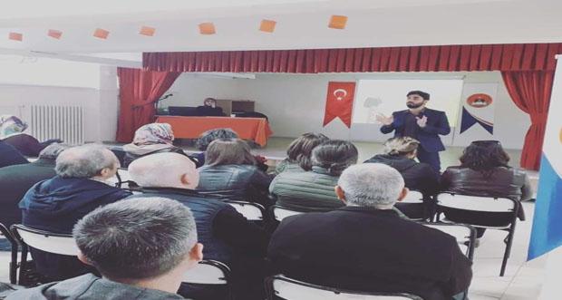 Disleksi Farkındalık Haftası münasebetiyle bilinçlendirme semineri yapıldı