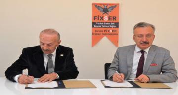 Üniversite Sanayi Arasında İşbirliği Protokolü İmzalandı