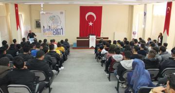 Sanayicilerle Öğrenciler Erzincan'da Buluştu