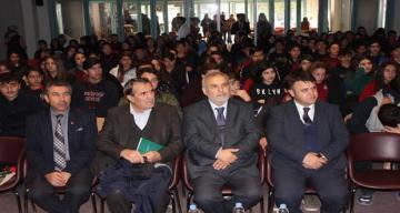 Erzincan Lisesi'nde Mevlid-i Nebî Konferansı