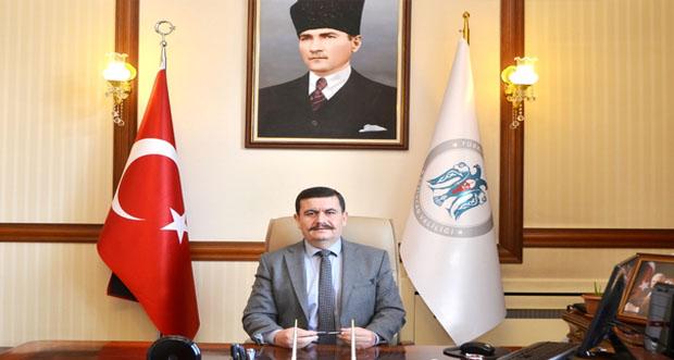 Arslantaş, Gazi Mustafa Kemal Atatürk'ün Ebediyete İntikalinin 81. Yıl Dönümü Münasebetiyle Bir Anma Mesajı Yayımladı