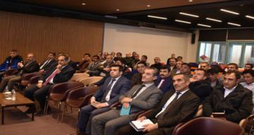 Muhakkiklik Seminerinin İlki Erzincan Lisesi'nde Verildi