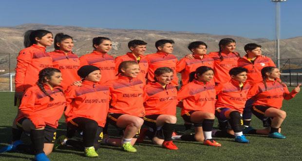 Kadınlar 3.Lig 6. Grupta Erzincan Rüzgarı