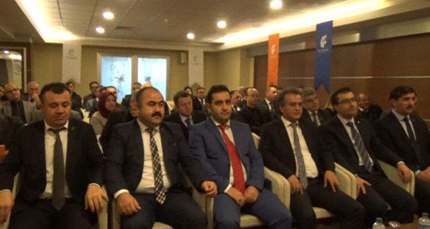 Erzincan Tapu ve Kadastro XXIV. Bölge Müdürlüğü Toplantısı Yapıldı