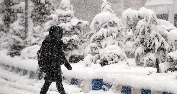 Doğu Anadolu Bölgesi'nde kar ve karla karışık yağmur olarak görülecek