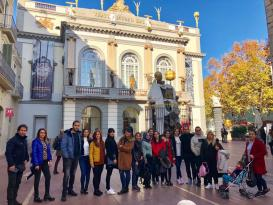 Vali Sonel Sözünü Tuttu; Öğretmenler Barcelona'yı Doyasıya Gezdi