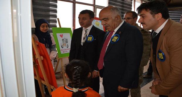 İliç'te 3 Aralık Dünya Engelliler günü münasebeti ile program düzenlendi