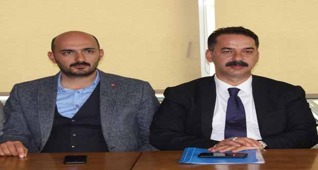 AK Parti Erzincan İl Başkanı Mehmet Cavit Şireci ve AK Parti Erzincan Merkez İlçe Başkanı Av. Ferhat Bulut, 3 Aralık Dünya Engelliler günü dolayısıyla yazılı bir basın açıklaması yaptılar
