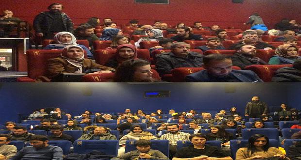 Erzincan Baro Başkanı Av. Adem Aktürk meslektaşları ve aileleriyle bir araya geldi