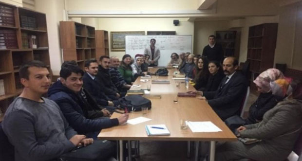 Tyb Erzincan Şubesince Düzenlenen Kutadgu Bilig Kursları Başladı