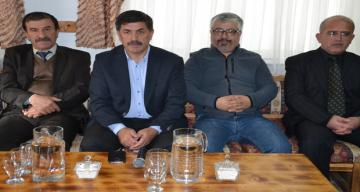 Erzincan Belediye Başkanı Bekir Aksun