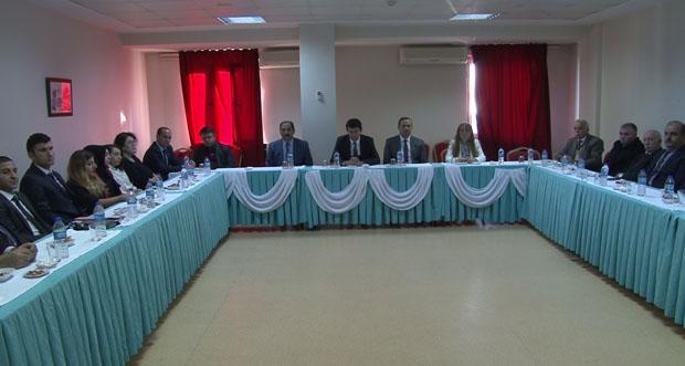 Erzincan'da Beslenme Dostu Okul sertifika programı düzenlendi