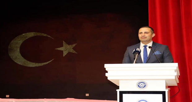 İl Sağlık Müdürü Doç. Dr. Erkan Hirik ;3 Aralık Dünya Engelliler Günü dolayısıyla yazılı bir açıklama yaptı