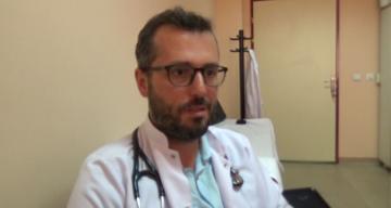 Erzincan Binali Yıldırım Üniversitesi kardoliji Bölüm Başkanı Dr. Mutlu Büyüklü,yeni kalp krizi geçirenlerin nelere dikkat etmesi gerektiği hakkında bilgi verdi