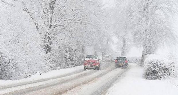 Erzincan ve çevresinde bugün itibariyle kar yağışı bekleniliyor