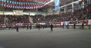 Erzincan Ülkü Ocakları 'Türk Asrına Sesleniş' konseri düzenledi