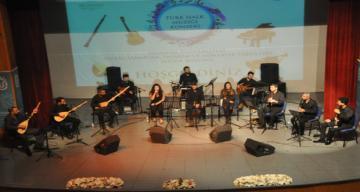 Tunceli Munzur ÜniversitesiTarafından Türk Halk Müziği Konseri düzenlendi