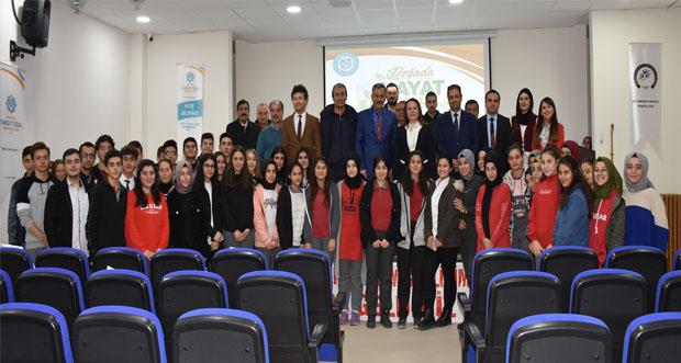 Malatya Turgut Özal Üniversitesi Rektörü Prof. Dr. Aysun Bay Karabulut,TÜBİTAK Bilim Söyleşisine Katıldı