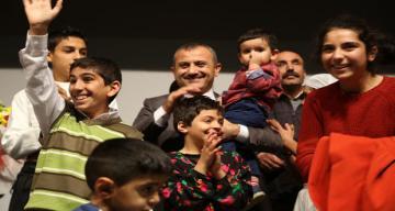 Tunceli`de 3 Aralık Dünya Engelliler Günü