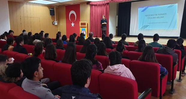 """Üniversitemiz Akademisyenleri """"TÜBİTAK Bilim Söyleşileri"""" Adlı Etkinliğe Katıldı"""