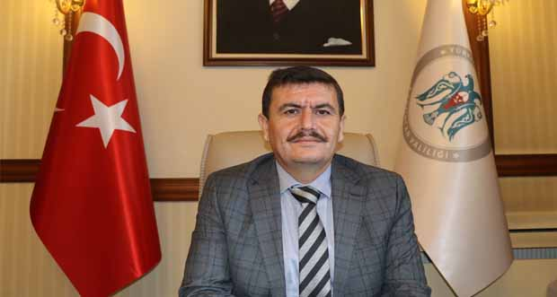 Erzincan Valisi Ali Arslantaş, 3 Aralık Dünya Engelliler Günü Münasebetiyle Bir Mesaj Yayımladı