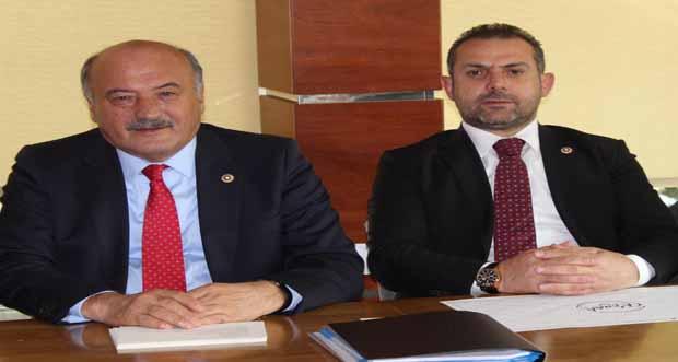 AK Parti Erzincan Milletvekilleri Süleyman Karaman ve Burhan Çakır, 3 Aralık Dünya Engelliler günü dolayısıyla yazılı bir basın açıklaması yaptılar