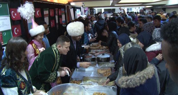Erzincan İl Göç İdaresi Müdürlüğü Uluslararası Göçmenler günü dolasıyla bir program düzenledi