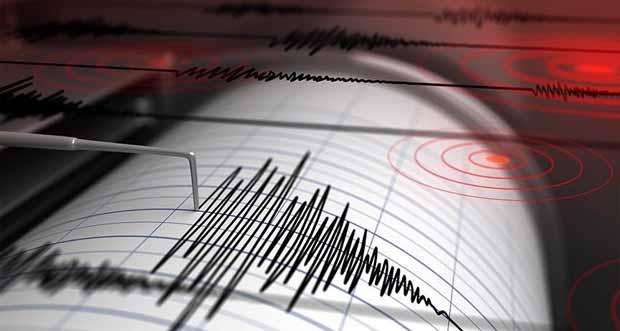 Elazığ'da 4,9 büyüklüğünde Deprem meydana geldi