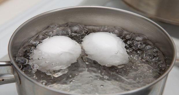 Haşlanmış yumurta suyunun faydasını duydunuz mu?