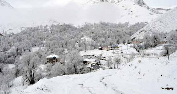 Tunceli'de 161 Köy yolu ulaşıma kapandı