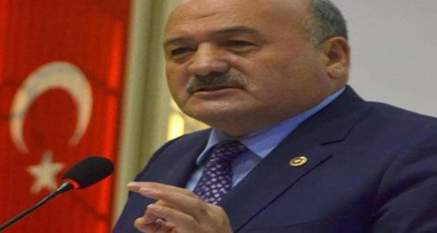 Milletvekili Süleyman Karaman TBMM'de Konuşacak