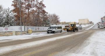 Bayburt Belediyesi Çalışmalarını Aralıksız Sürdürüyor